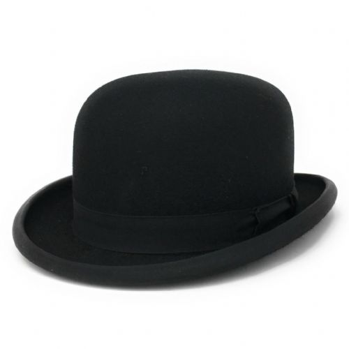 Christys' Fur Felt Devon Riding Bowler Hat - last few, reduced to clear